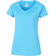 Columbia Zero Rules Shortsleeve Shirt Women blue